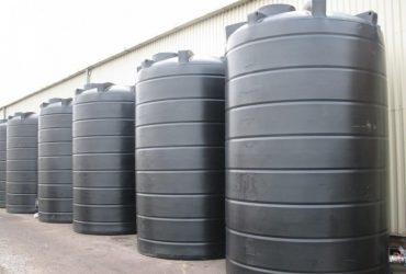 أنواع خزانات المياه