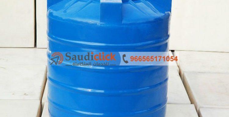 أنواع خزانات المياه وطرق تنظيفها