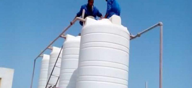 فوائد وضع الكلور في خزان الماء- تعقيم ومعالجة